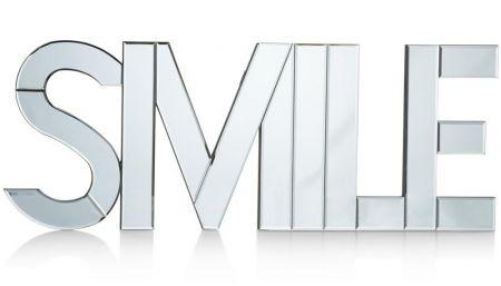 Wandspiegel Smile - 37,5 X 100 Cm