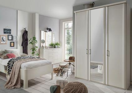 Draaideurkast Bern - 3 deuren (1 spiegeldeur)