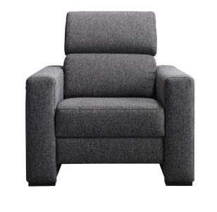 fauteuil rigas  graphite