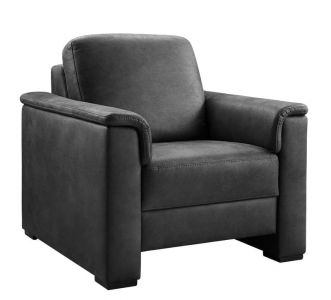 fauteuil rigas antraciet