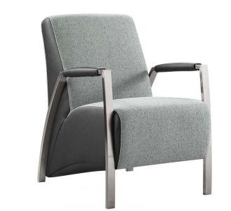 fauteuil grandola grijs