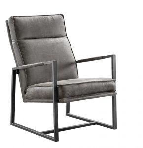 fauteuil krela antraciet