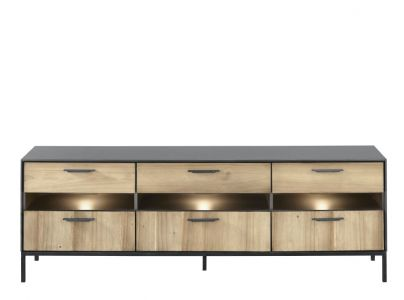 tv-dressoir lerona tv-dressoir 180cm