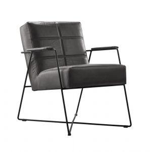 fauteuil bardio black