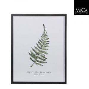 wandhanger leaf groen