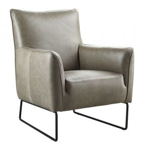 fauteuil marton lage rug taupe