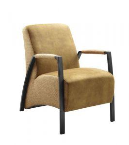 fauteuil grandola gold/chrono