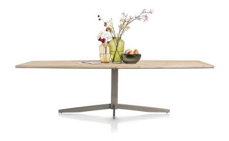 tafel met grijze poot