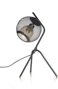 Marco, Tafellamp 1-Lamp (E27) Met Dimmer