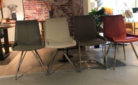 4x stoel Levi