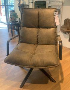fauteuil Mitchell - groen
