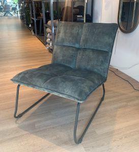 fauteuil Ruby - groen
