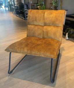 fauteuil Ruby - geel