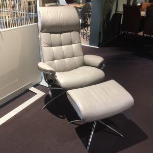 fauteuil + hocker London