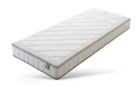 matras met hoge DPPS® pocketveren en Visco materiaal in de schouderzone