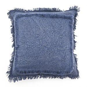 by-boo 3124 floret 45x45 cm - blue