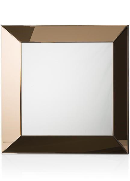H&H - Wandspiegel Marisol - 75 X 75 Cm