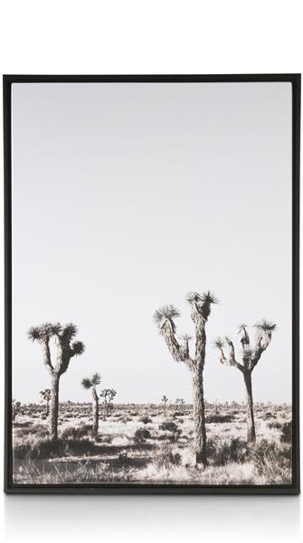 Schilderij Nomans Land - 74 X 104 Cm