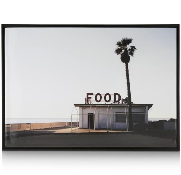 Schilderij Food Joint - 74 X 104 Cm