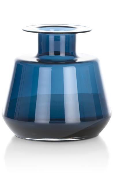 Vaas Skylar Small - 23 Cm Hoog - Blauw
