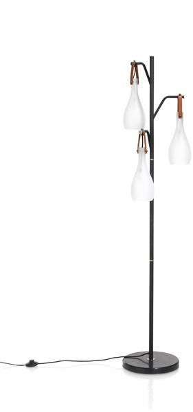 Oryan Vloerlamp 3-lamps