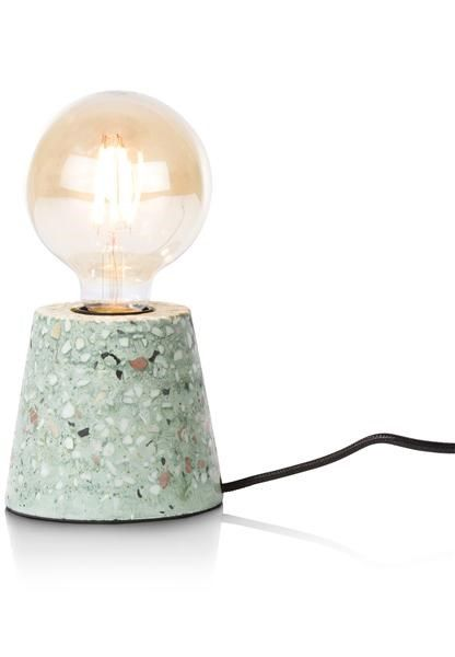 Terrazza, Tafellamp - 1 Lamp E27