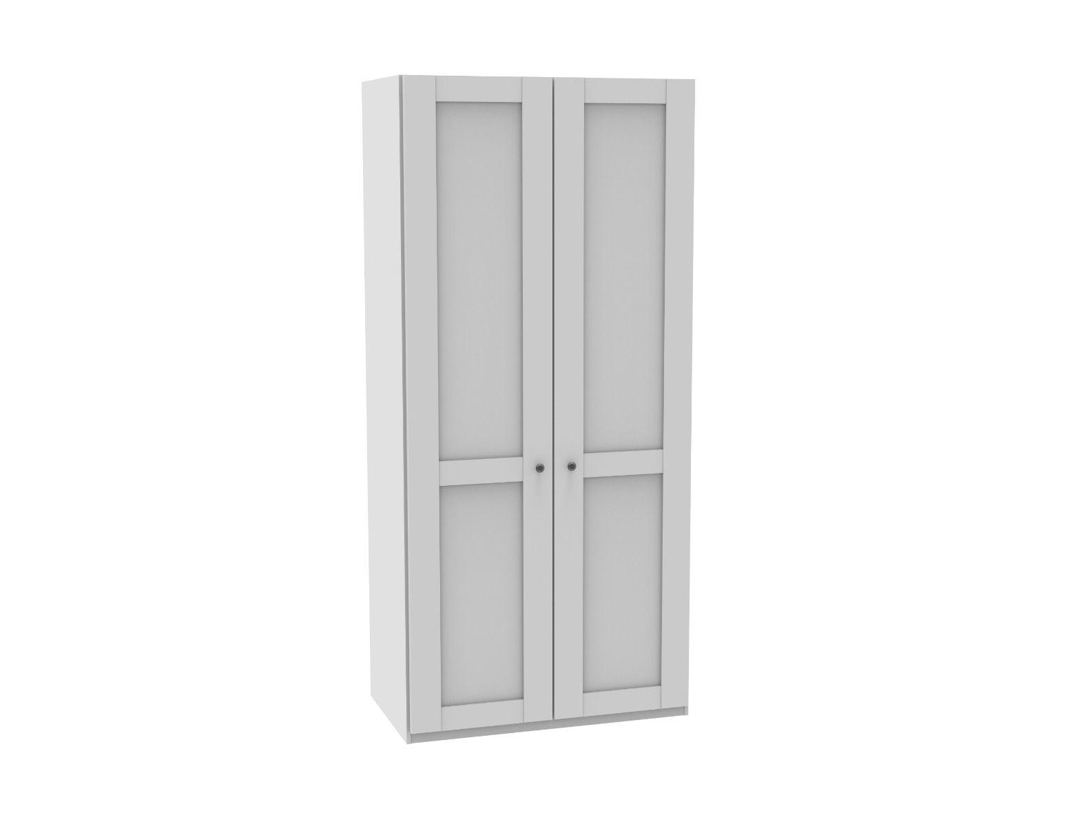 Draaideurkast Sloane - 2 deuren