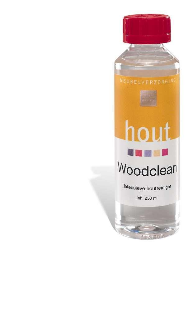 onderhoud woodclean houtreiniger 250 ml