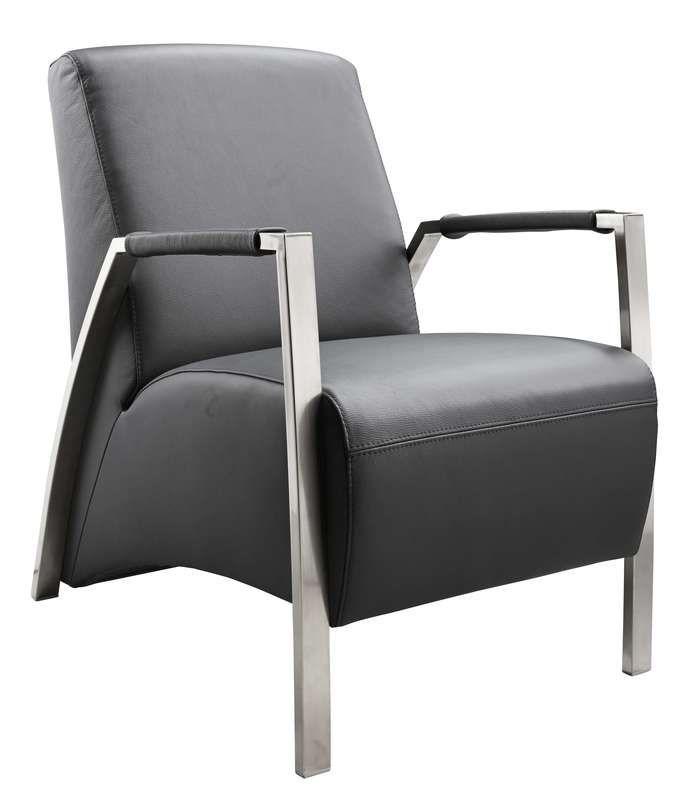 fauteuil grandola zwart