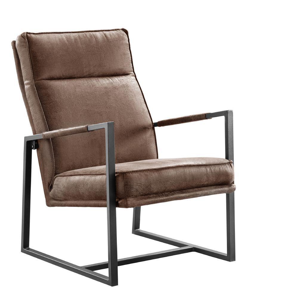 fauteuil krela cognac