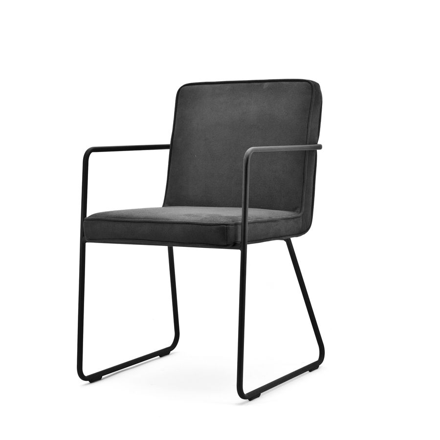 by-boo 0847 chair charly - anthracite