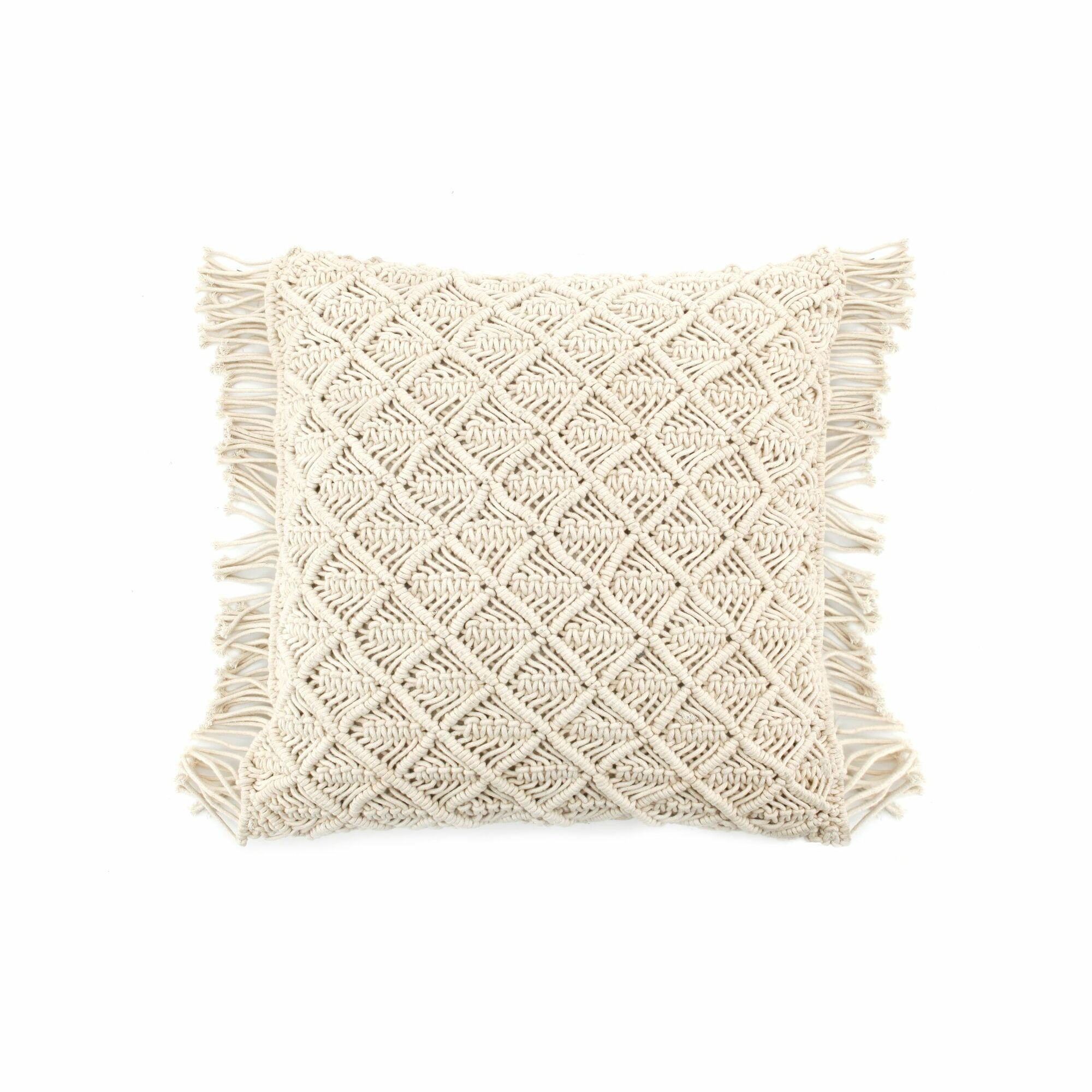 by-boo 3059 pillow chief 50x50 cm - natural