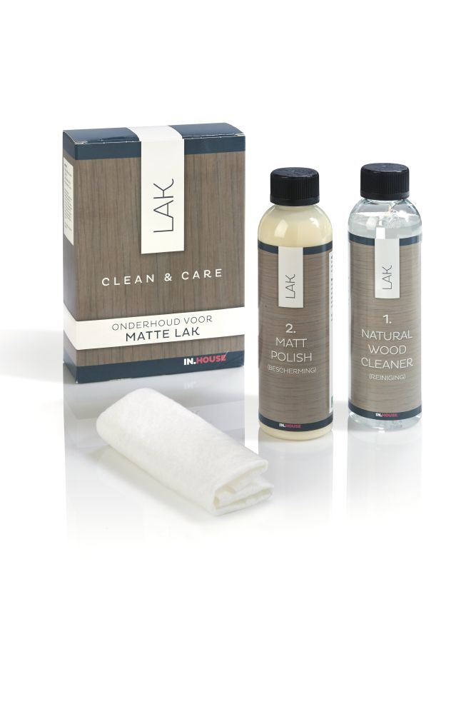 clean & care matte lak
