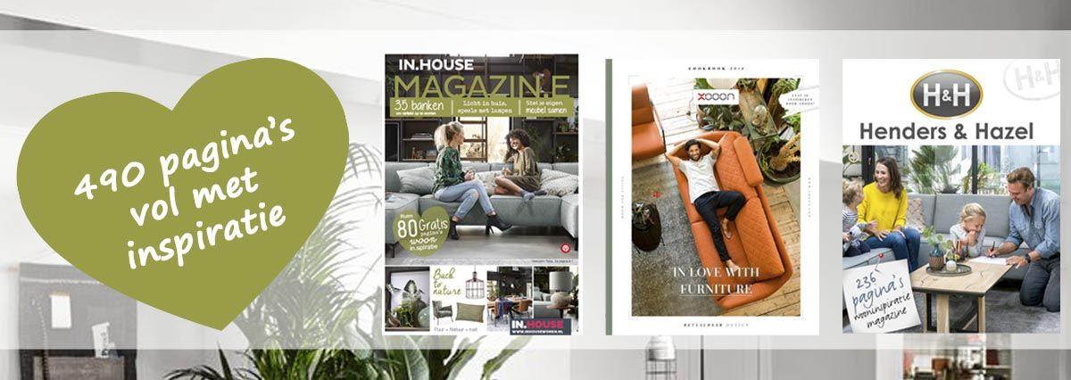 Nieuwe woonmagazines najaar 2018 bij Hartog Wonen