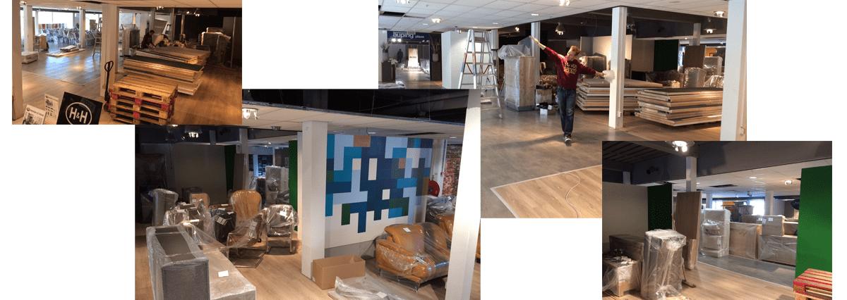 Verbouwing bij Hartog Wonen in Utrecht - deel 2